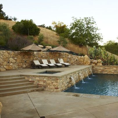 Mediterranean Outdoor Photos Terrace Design Ideas, Pictures, Remodel - Terrace Design