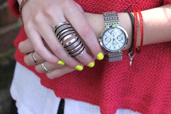 really want a full finger ring!