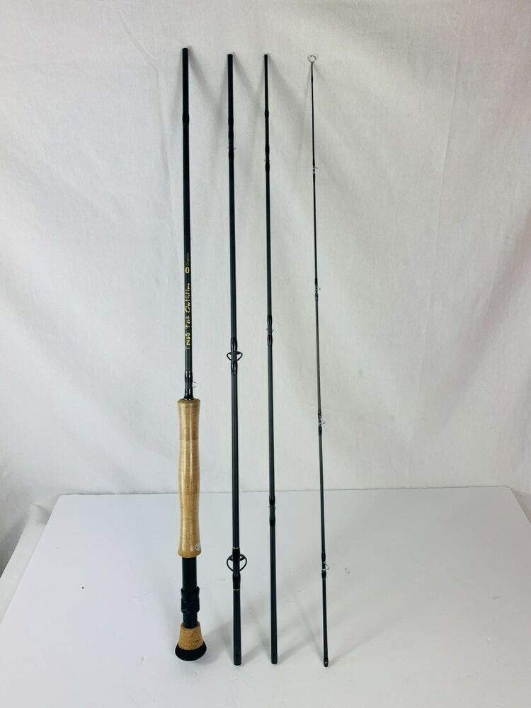 Ad Ebay Temple Fork Outfitters 9 0 10 Weight 4 Piece Fly Rod Fly Rods 10 Things Outfitter