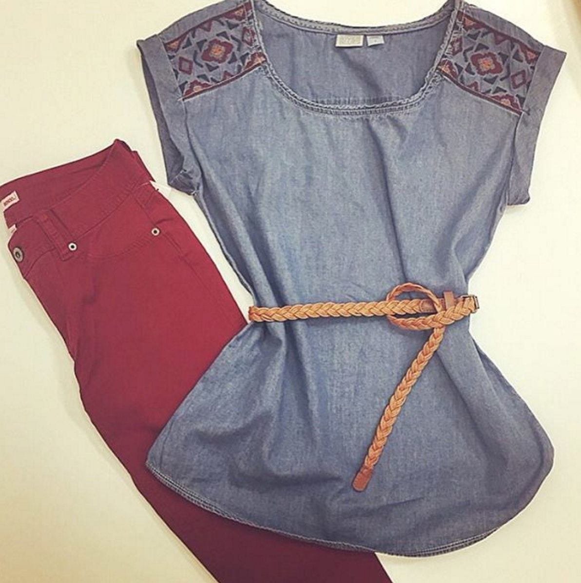 One of our favorite things? New clothes from Canyon River Blues.