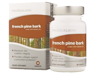 French Maritime Pine Bark Extract Capsules Powder Best Nootropics Cognitive Enhancement Brain Booster