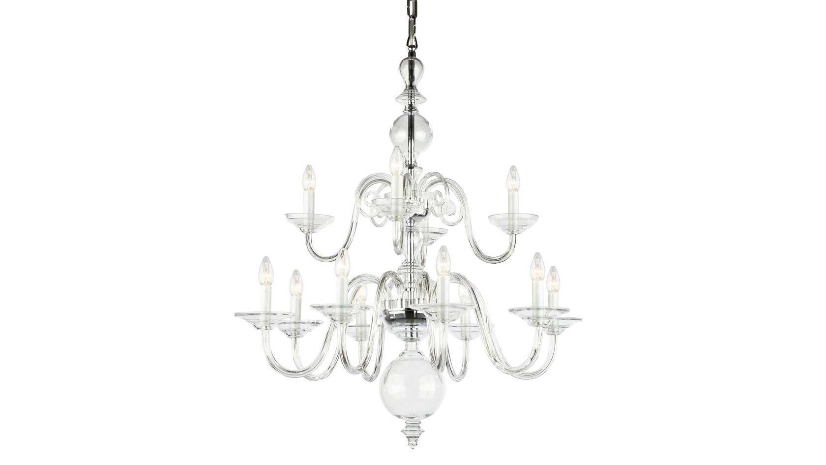 Tulip 12 arm crystal chandelier originated in old bohemia and now tulip 12 arm crystal chandelier originated in old bohemia and now continued in arubaitofo Gallery