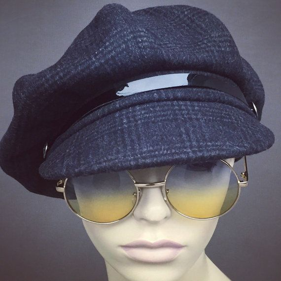 081c6ab6d Newsboy Oversized Bakerboy Paperboy Flat Cap Hat Cabby 1930 1920 ...