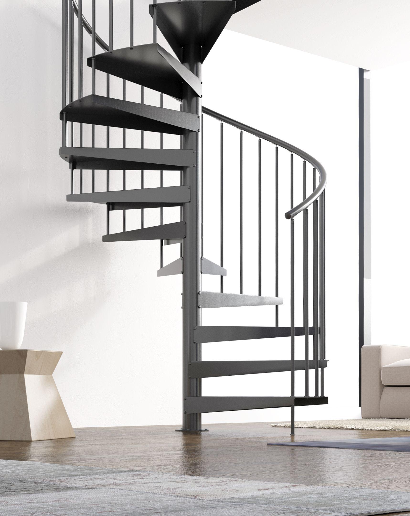Escalera de caracol Tecno | Escalera de caracol, Tecno y Escalera