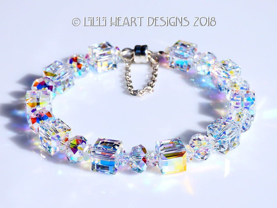 40+ Jewelry made with swarovski crystals ideas in 2021