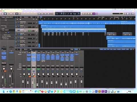 Logic Pro X How To Do Echoes Like Kanye West Travi Scott Logic Pro Logic Pro X Logic