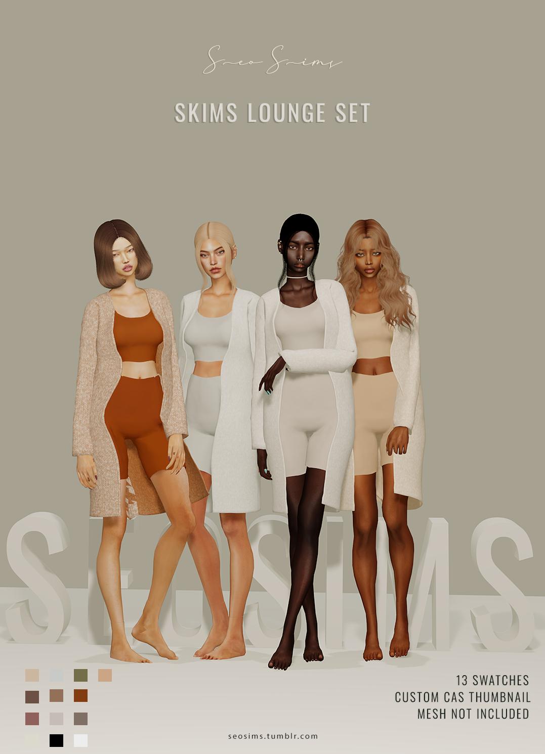 Playing Sims 4