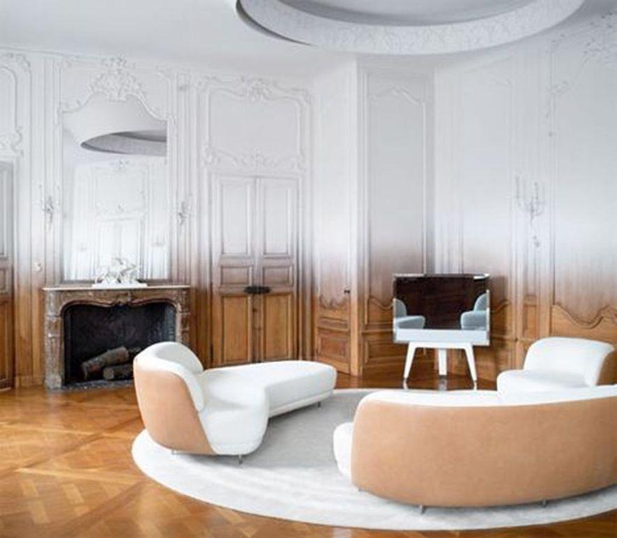 49 Adorable Modern French Apartment Décor Ideas