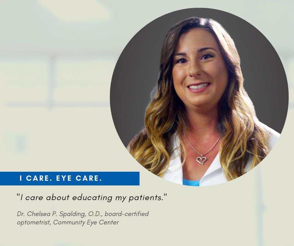I Care. Eye Care. Eye care, Eye care center, I care