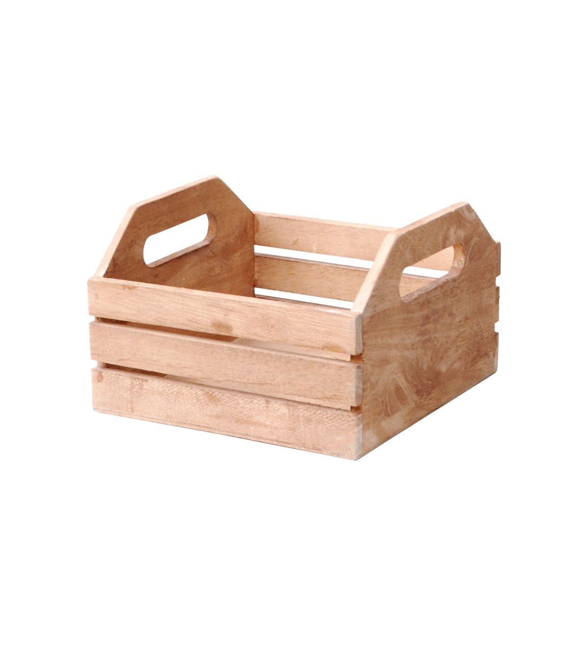 Small Wooden Crate With Handles Small Wooden Crates Wooden Crates With Handles Wooden Crate