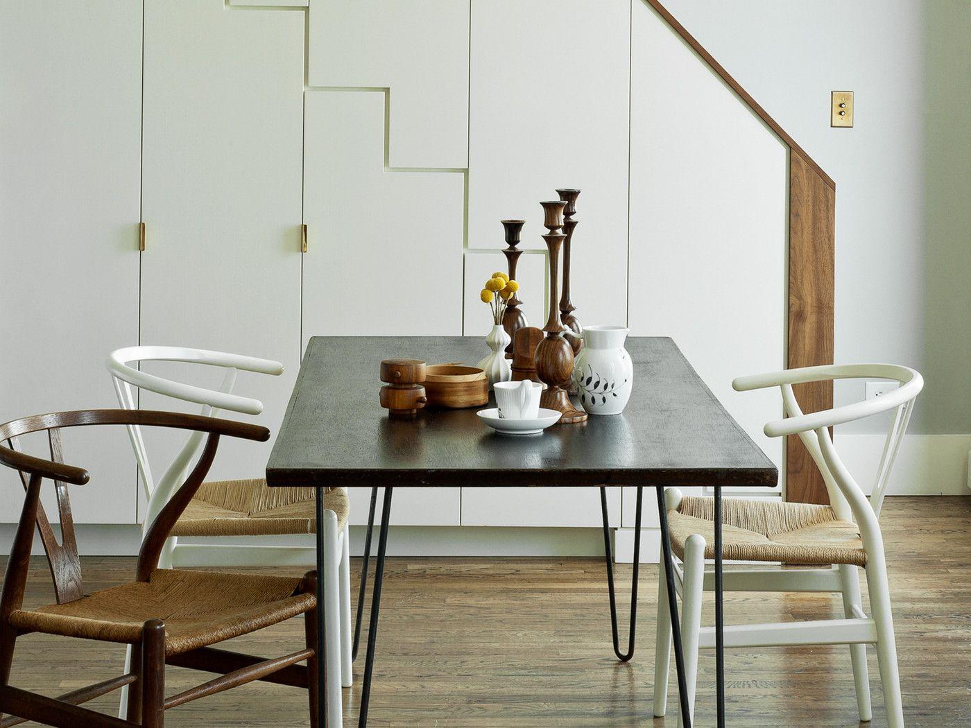 Prospect Park Brooklyn NY Interior Designer 3 Modern Dining RoomsIndustrial