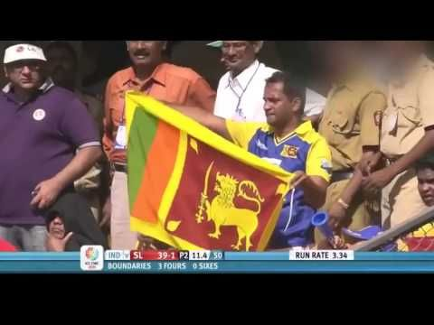 India Vs Sri Lanka World Cup Final 2011 Full Match Highlights Youtube Match Highlights Youtube Full Match
