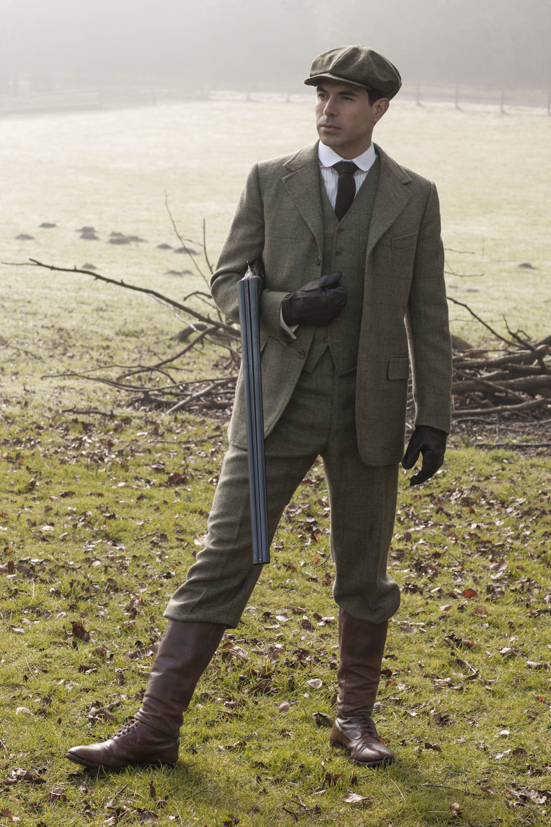 Tony Gillingham Downton Abbey Season 5