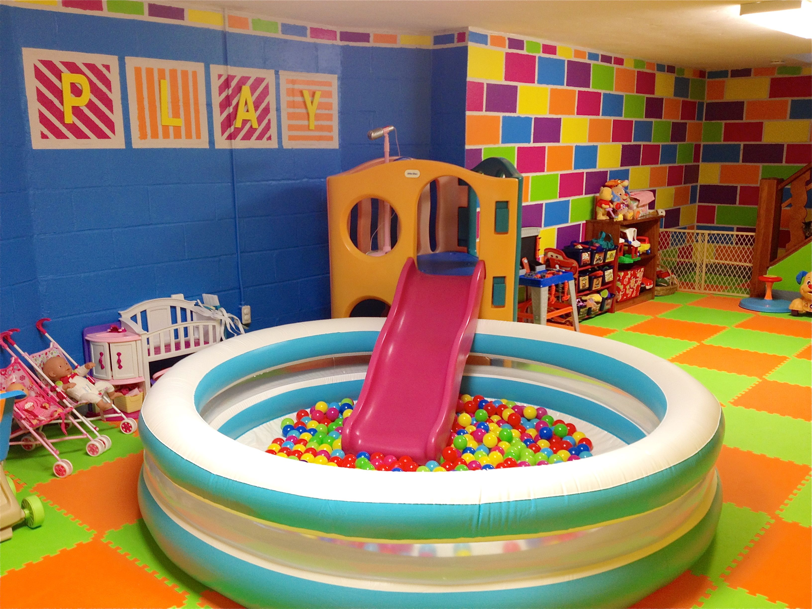 Basement kids game room - 25 Best Ideas About Kids Basement On Pinterest Basement Kids Playrooms Finished Basement Playroom And Children Playroom