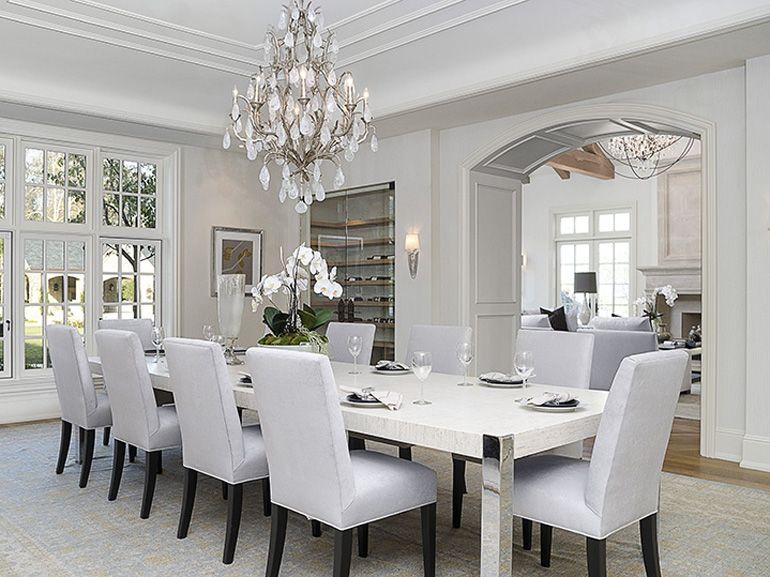 The Dining Room Design Della Sala Da Pranzo Sala Da Pranzo Lusso Case Di Lusso