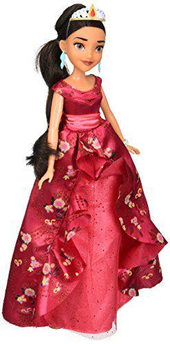 b203ecc46fa ... Meet Disney s Newest Princess now on Home Video. Disney Elena of Avalor  Royal Gown Doll