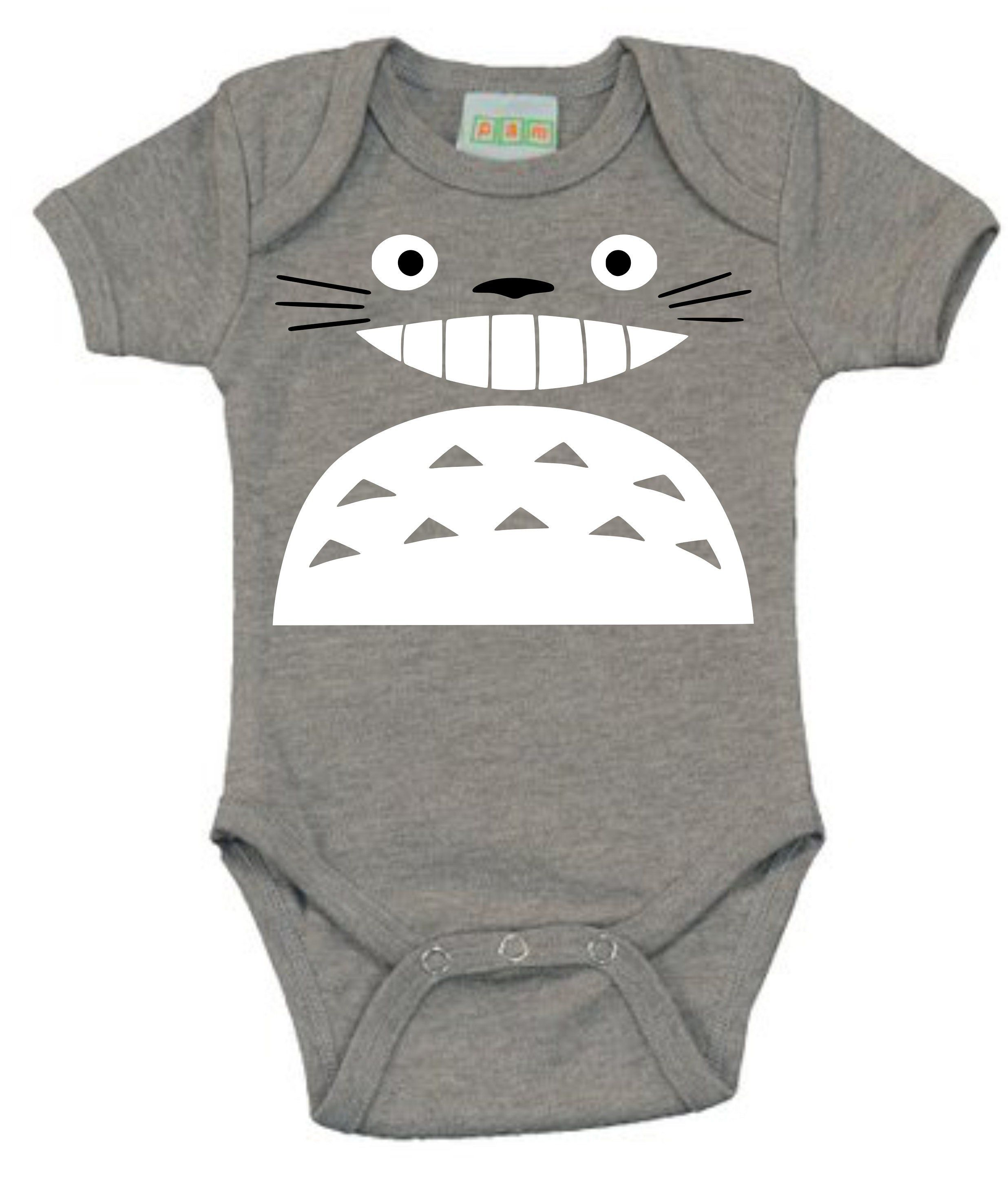162f746fe Totoro baby onesie or kid's shirt | Babies and Kids | Kids shirts ...