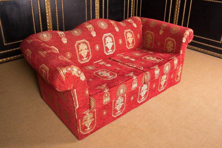 High Quality Original Club Sofa TwoSeat in English Style