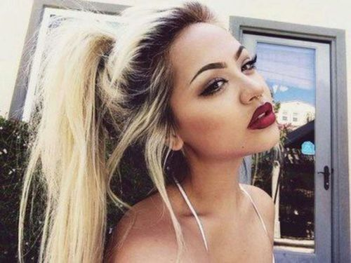 Today We Want To Offer You Dark Roots Blonde Hair Colors Which