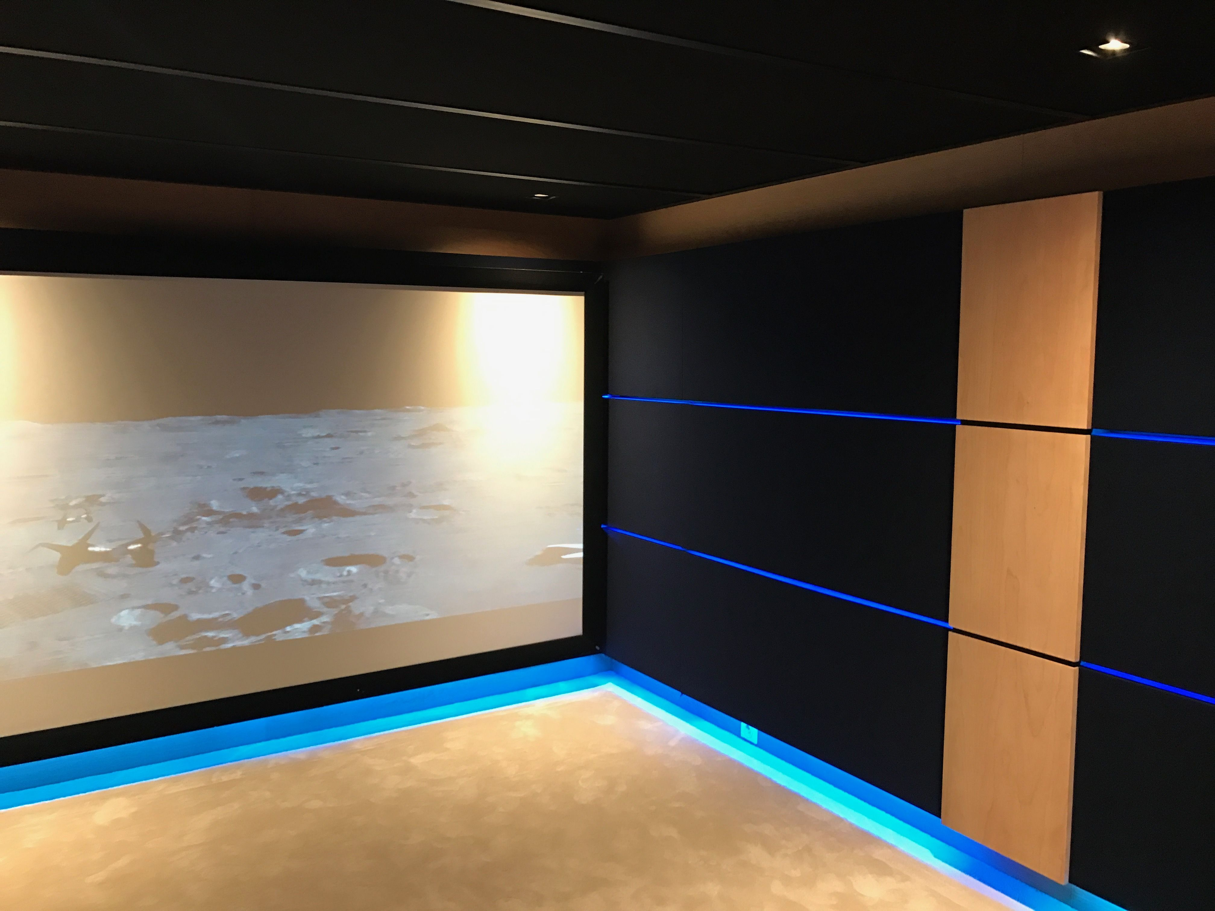 Salle De Cinema Privee Sur Mesure Art Sound Du Sol Au