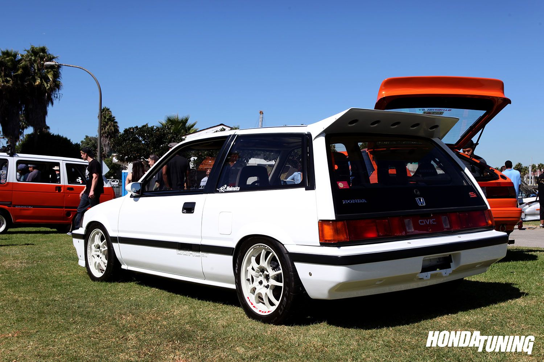 1985 Honda Civic Si Ag Mobil