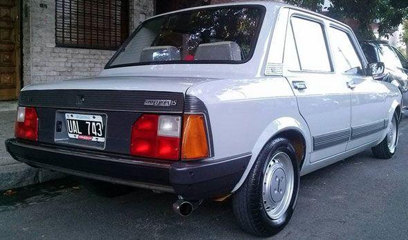 Fiat 128 85503 Fiat 128 Autos Argentinos Autos