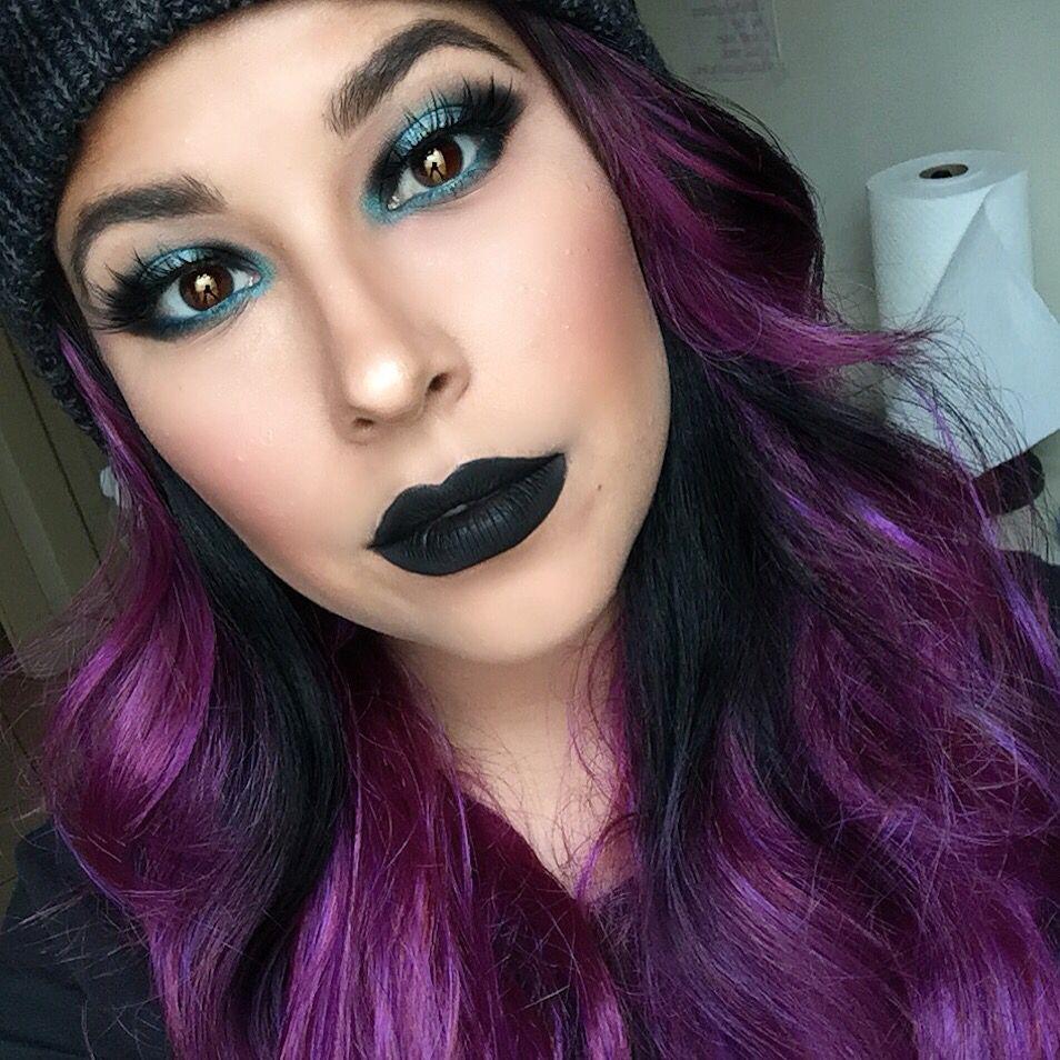 Cool toned winter makeup ambermancha Winter makeup