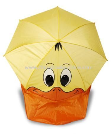 Duck Umbrella I Remember Seeing These On Barney New Board