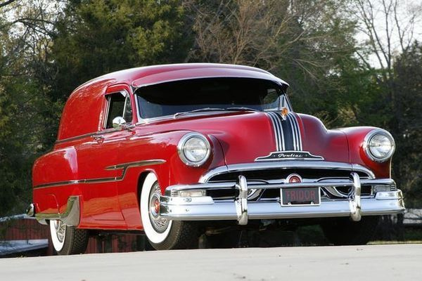 1953 Pontiac 1953 Pontiac Sedan Delivery Classic Cars Trucks