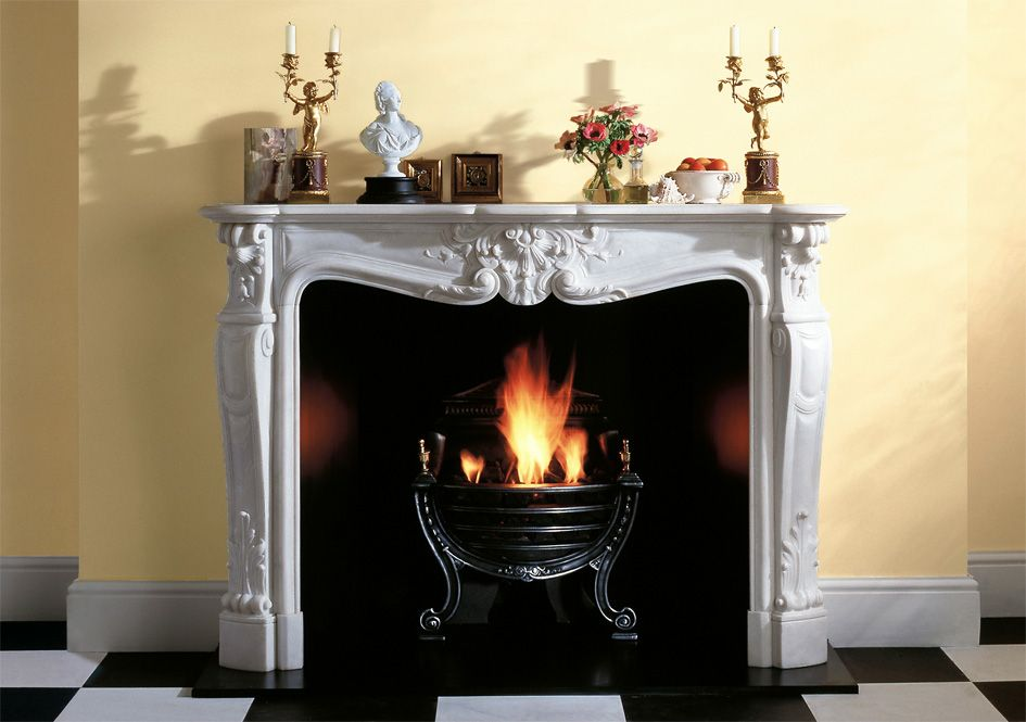 Chesneys Versailles Fireplace Traditional Fireplace Mantel