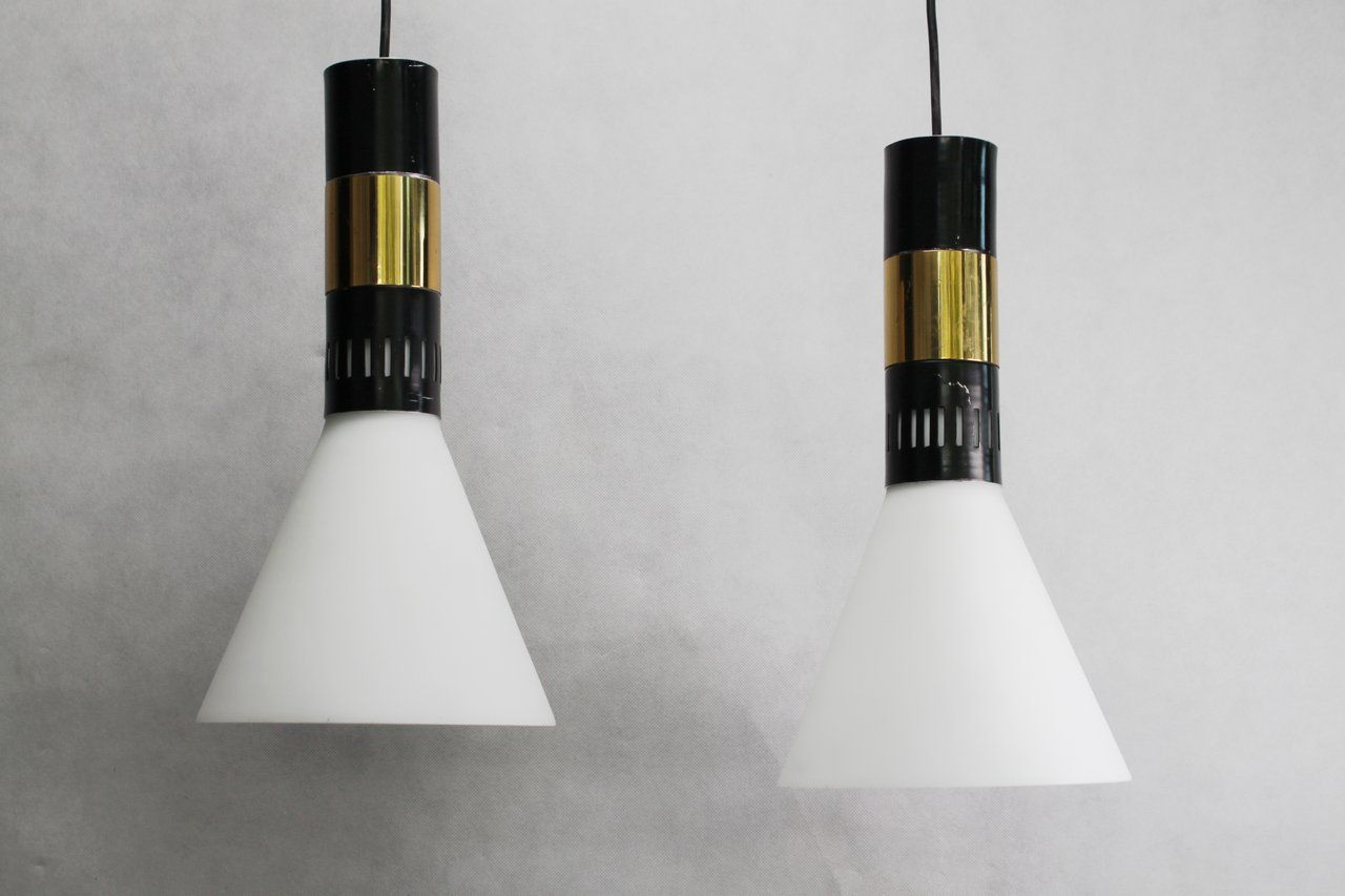 Original Stilnovo Lampe Deckenlampe Mid Century Deckenlampe Lampe Lampen Und Leuchten