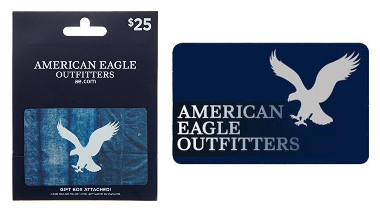 Free American Eagle Gift Card 100 Working Discount Deals