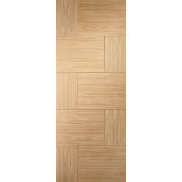 The Stunning Quality Of A Ravenna Oak Flush Panel Door, Be Different.