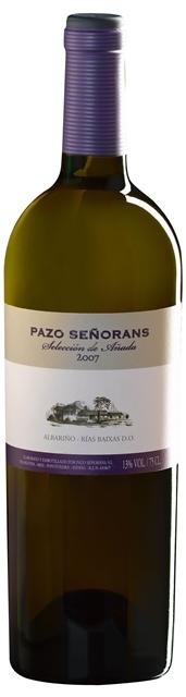 Pazo Señorans Selección De Añada 2007 El Mejor Vino Blanco De España En La Guía Peñín 2015 Vino Blanco Blanco De España Vinos Y Quesos