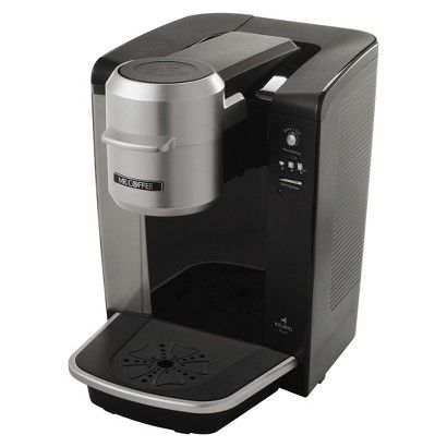 Mr Coffee Single Serve With Keurig Brewed Technology