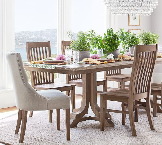 Hayes Tufted Upholstered Dining Chair | Melissa in 2019 ...