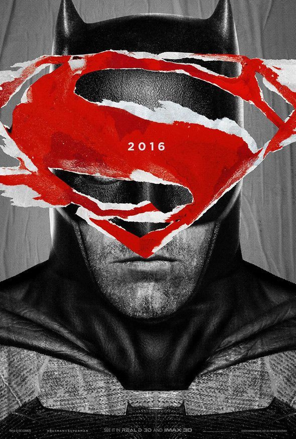 These Are The First Posters For Batman V Superman Batman V Superman Poster Superman Poster Batman V Superman Dawn Of Justice