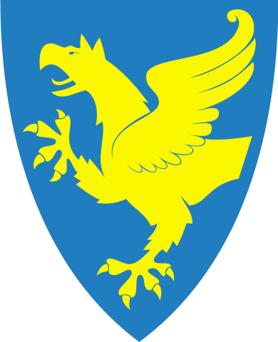 Coat of arms of Bjarkøy is a former municipality in Troms county, Norway