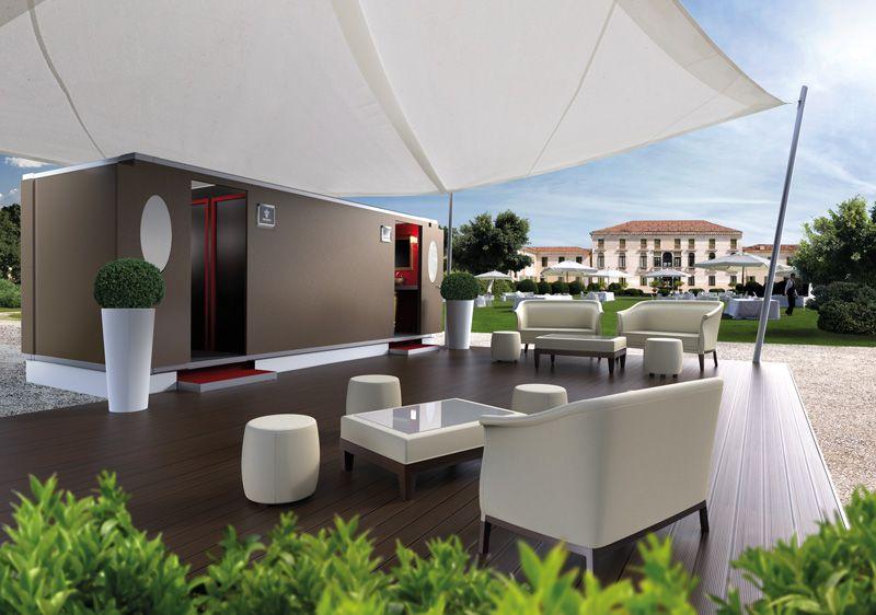 Linea Luxury Toilets Noleggio Bagni Di Lusso Chimici Per