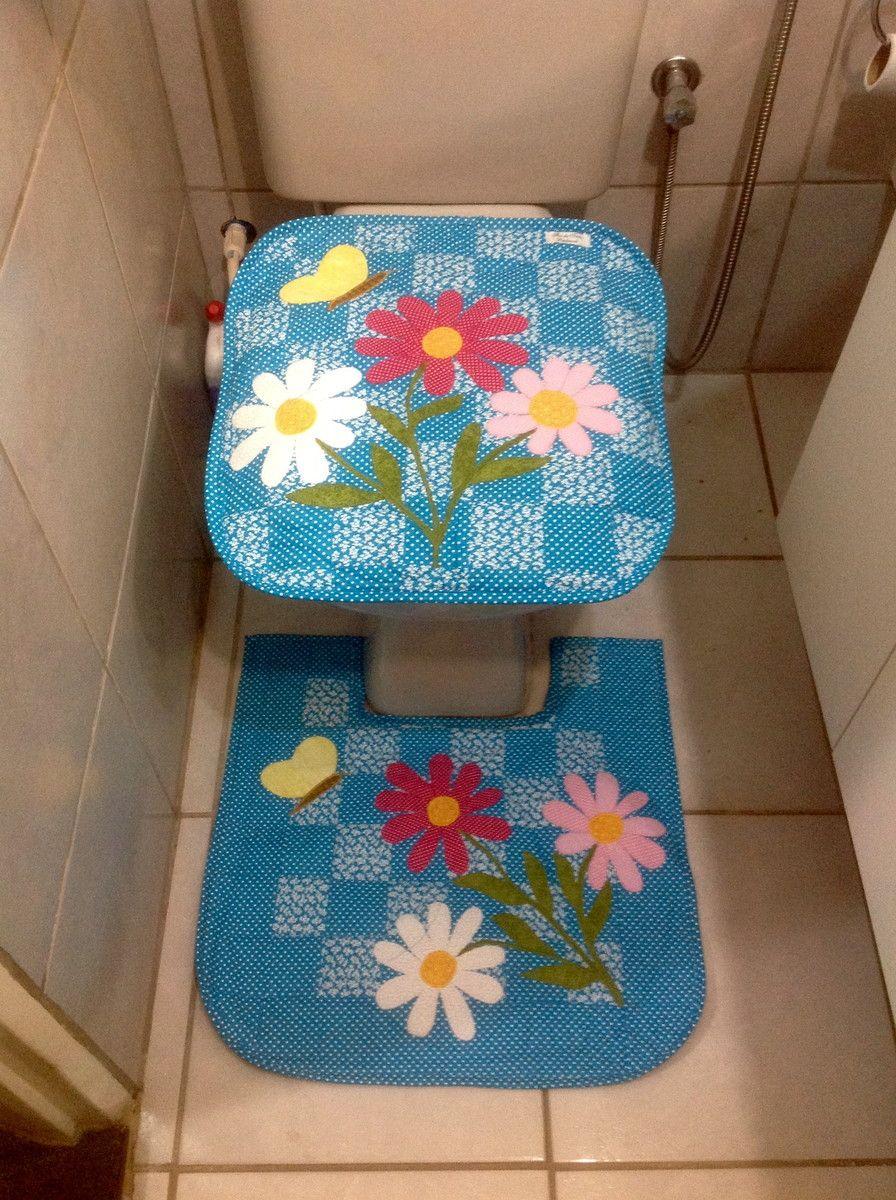 Jogo De Tapetes De Banheiro 2 Pecas Com Imagens Tapete Para