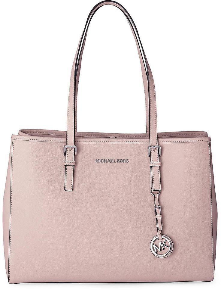 fe788529a71c57 Tasche JET SET TRAVEL von Michael Kors in rosa für Damen. Gr. 1 jetzt