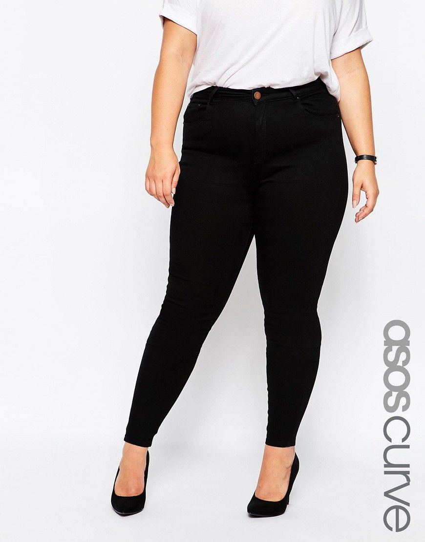 ASOS | Online shopping for the Latest Clothes & Fashion. Vaqueros PitilloAltoTejidoJeans  ...