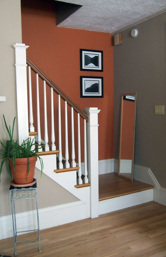 Interior Paint Copper Color Combinations Accent Wall Mountain Sherwin Williams Zero Voc