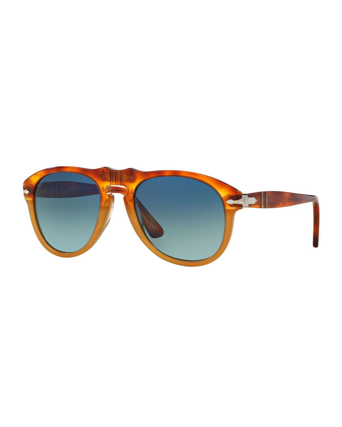 d6a9b18bee602 PERSOL 649-SERIES ACETATE SUNGLASSES