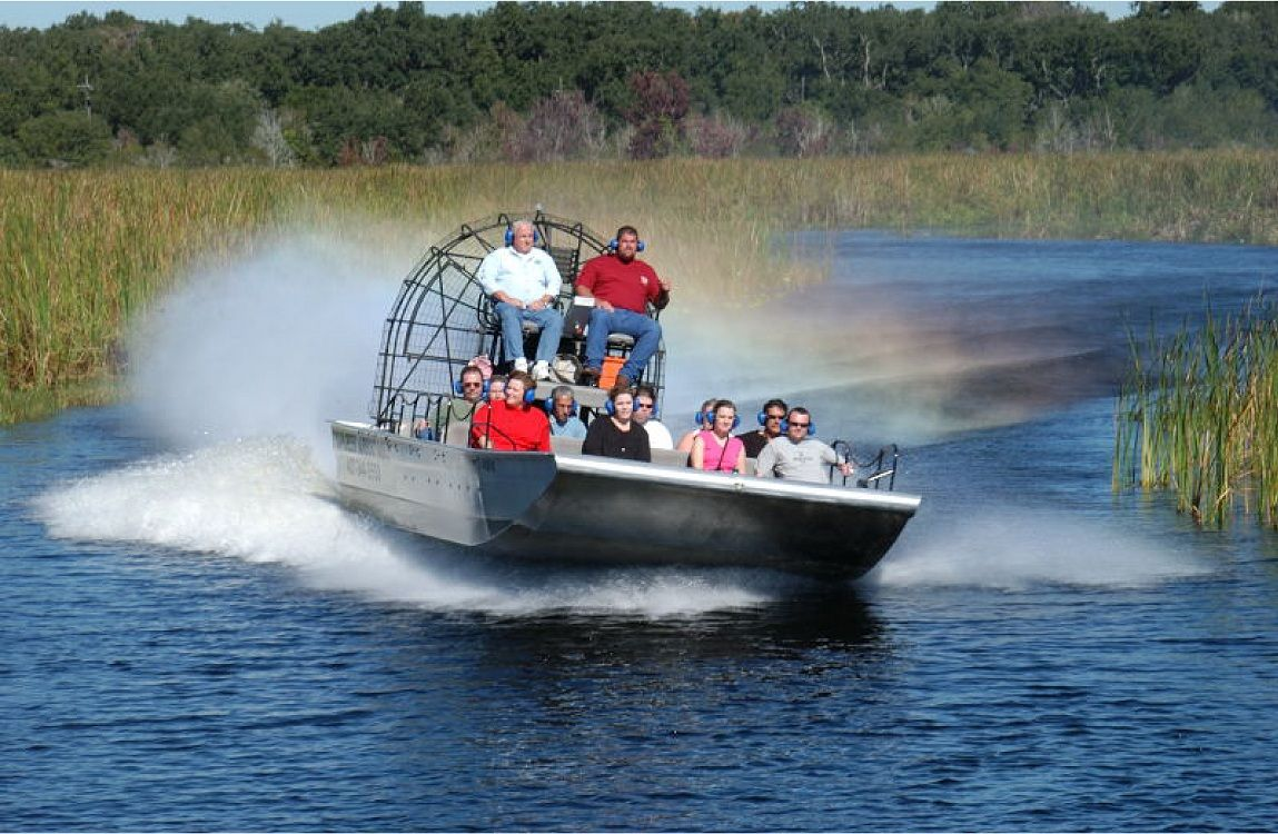 Best Place To Visit In Fort Lauderdale 2017 Airboat