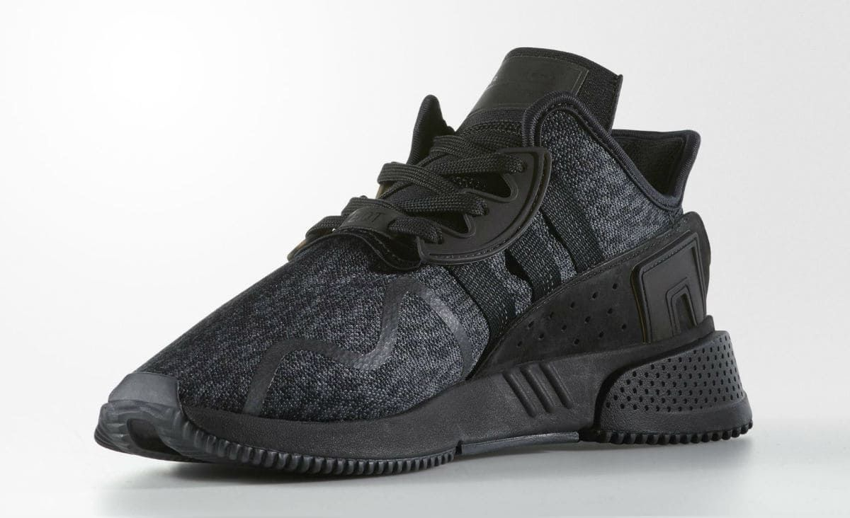 watch 4d185 8d31a Adidas EQT Cushion ADV Black Friday Release Date Medial BY9507