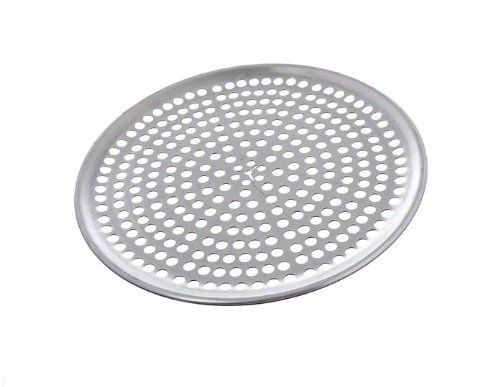 Browne Foodservice 575350 Thermalloy Aluminum Perforated Pizza Pan 10inch Check This Awesome Product By Going To The Pan Pizza Bakeware Set Kitchen Bakeware