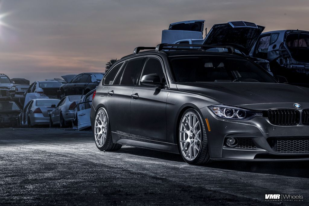 V810 Hyper Silver 19 With Images Bmw Sports Wagon