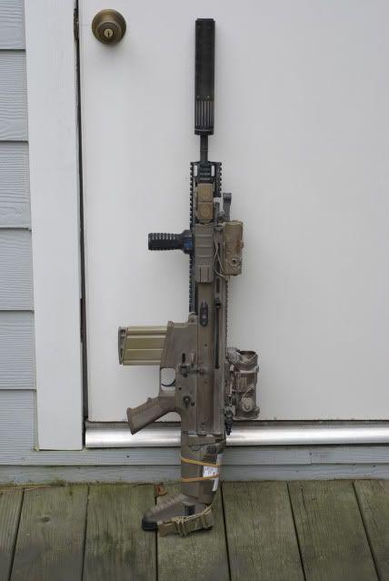 Why Navy SEALs Hate The FN SCARH Gun T Fn Scar Guns