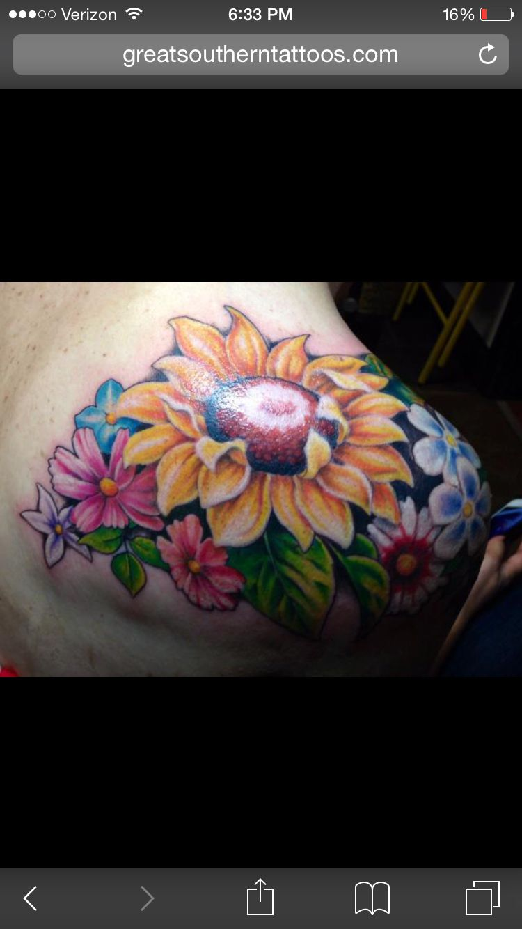Great southern tattoo college park maryland mike dassen